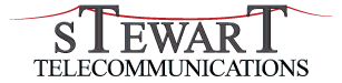 Stewart Telecommunications Mobile Logo