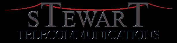 Stewart Telecommunications Retina Logo